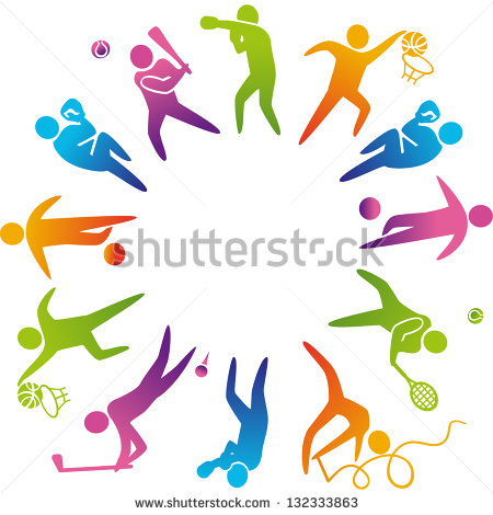 Sports Vector Illustrations