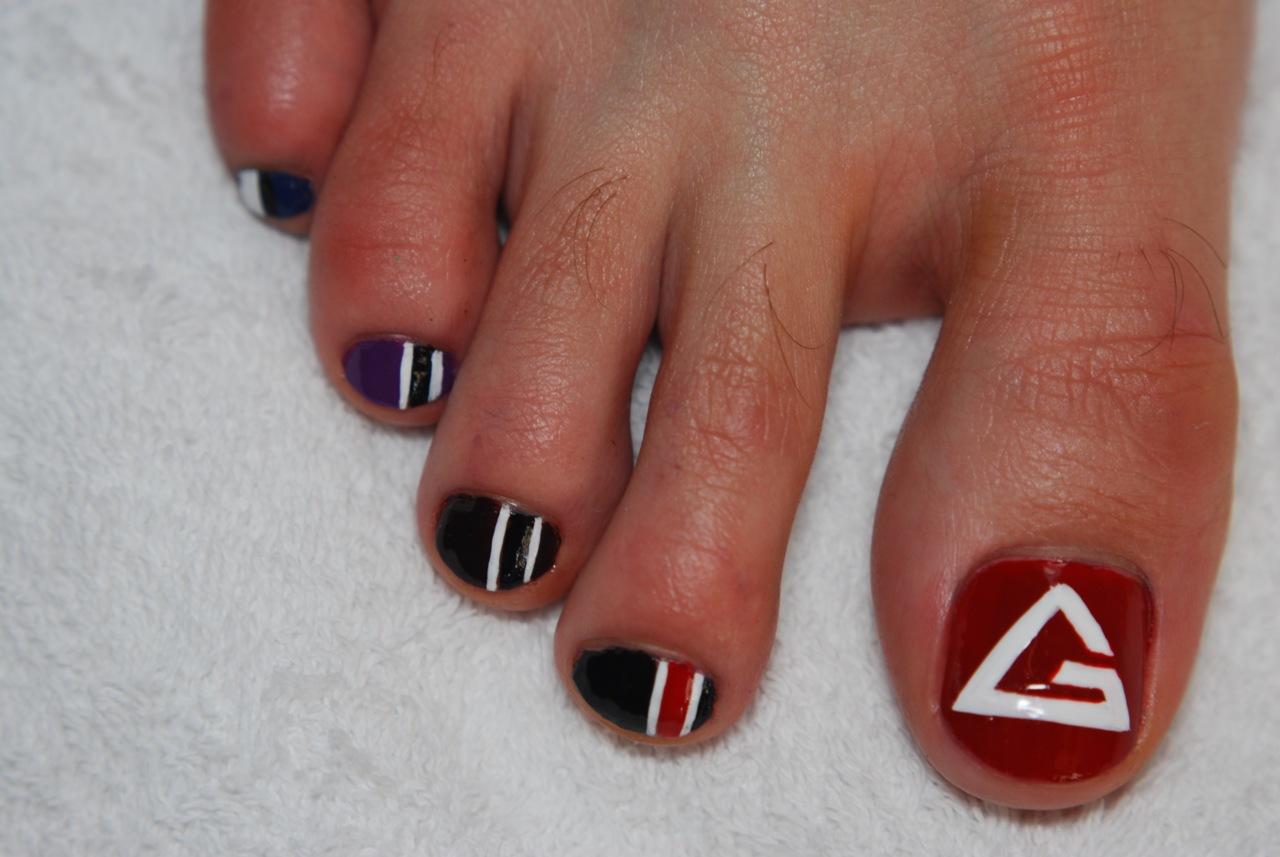 10 Cute Toe Nail Designs Tumblr Images Cute Gel Nail