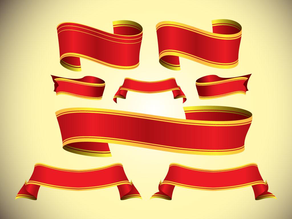 Vector Banner Clip Art