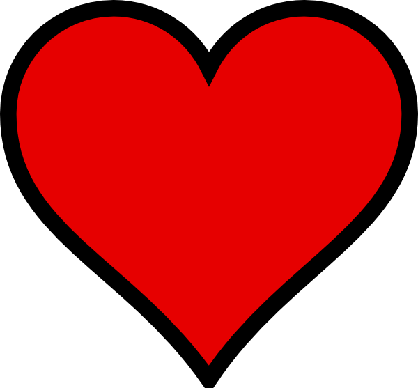 15 Heart With Sign Cartoon Vector Images