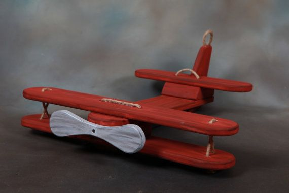 Vintage Airplane Photography Props