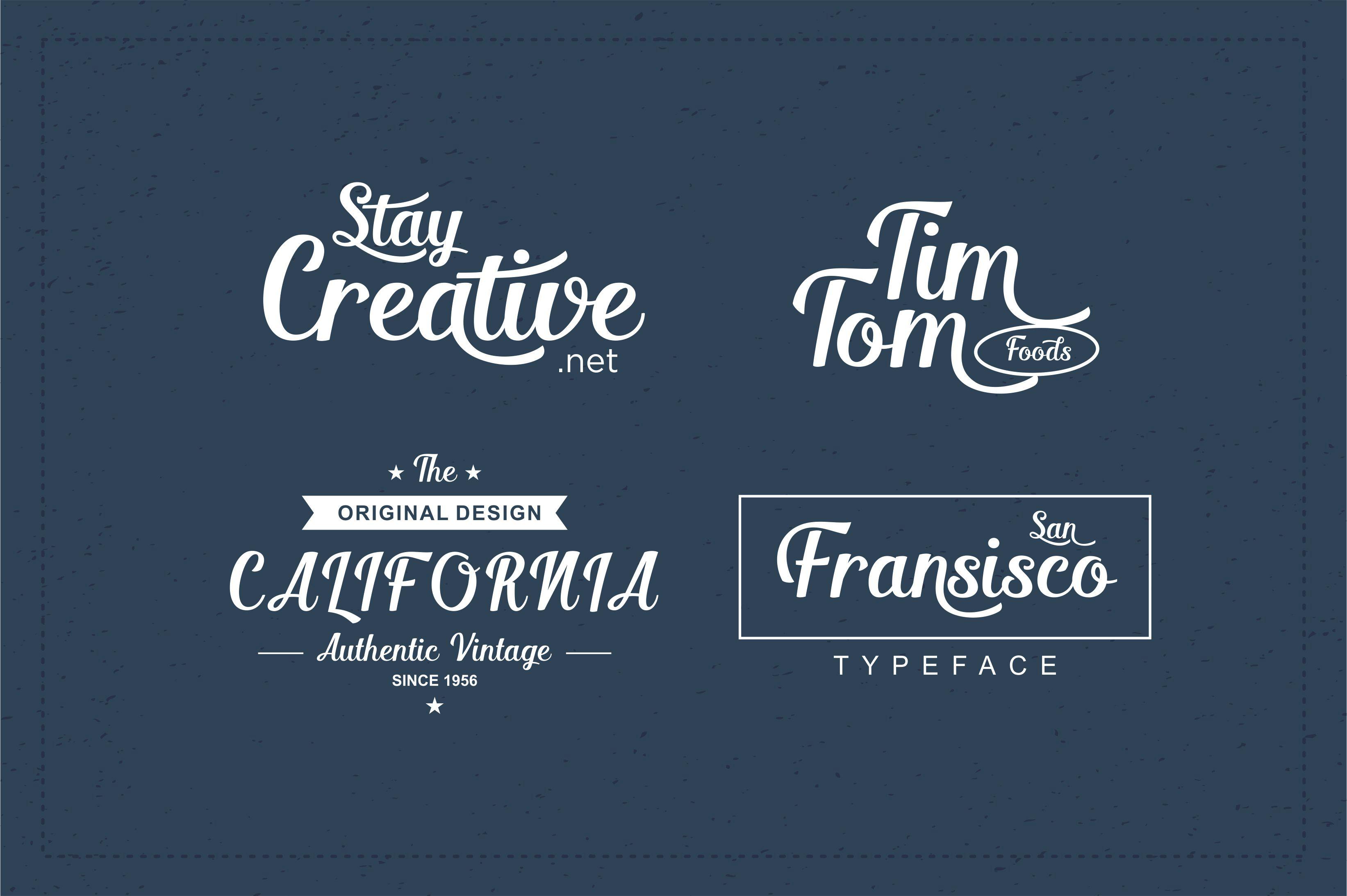 Stuff. Desiree vintage script fonts Fickstute....herrliches