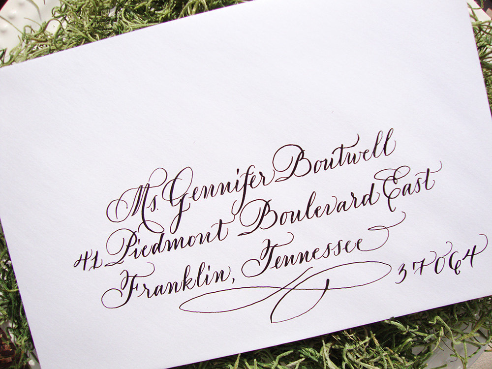 17 Wedding Fonts Calligraphy Images