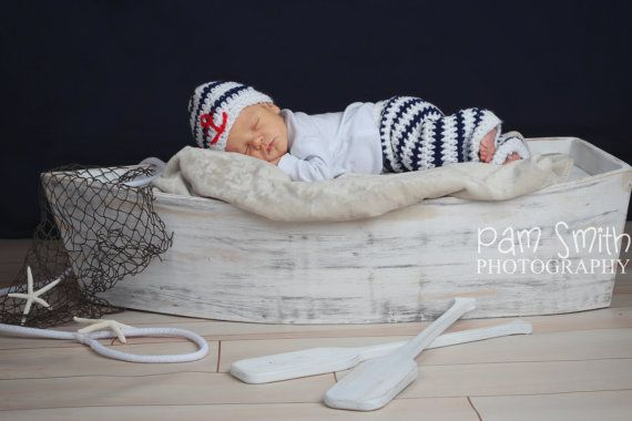 Wooden Boat Photography Prop