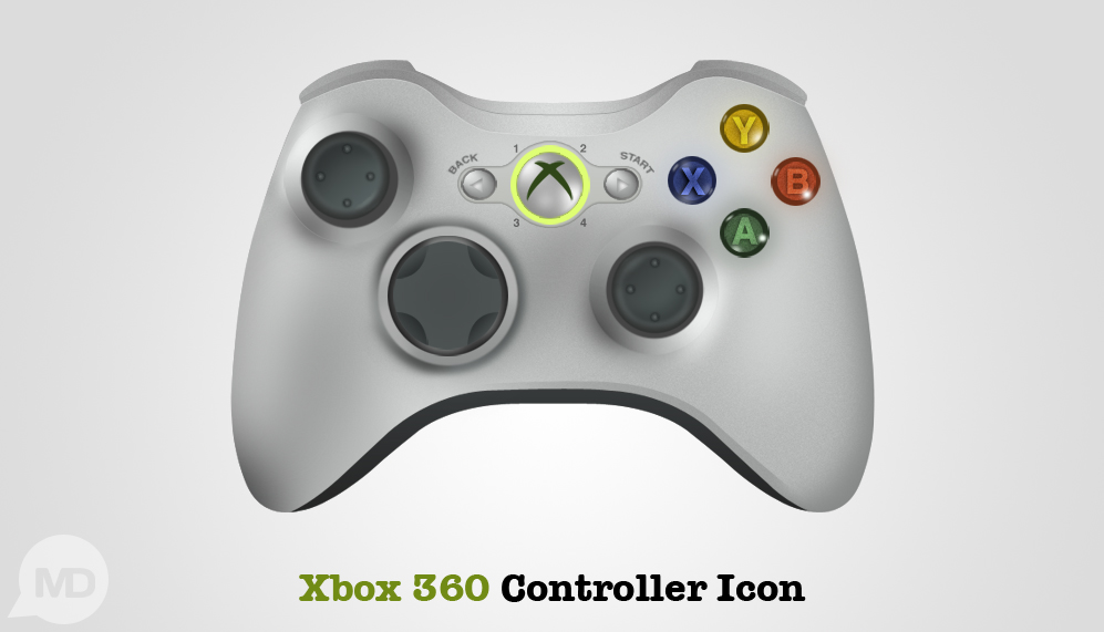 12 Xbox Controller Icon Images