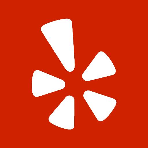 Yelp Social Media Follow Icons