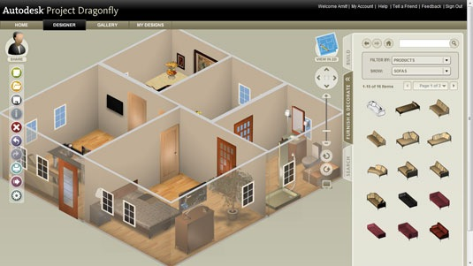 3d building drawing software free download