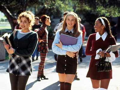 90s Fashion Clueless Girl
