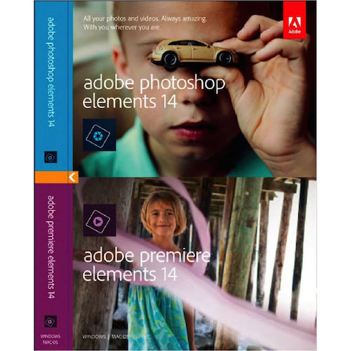 14 Adobe Photoshop And Premiere Elements Images