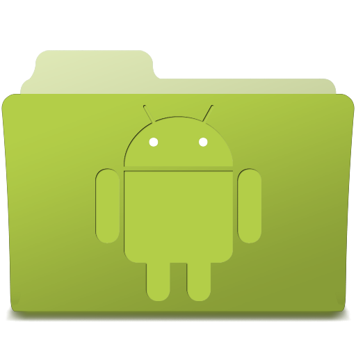 10 Android Folder Icon Images