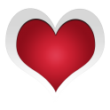 Android-App Heart Icon