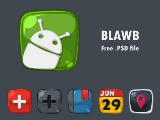 11 Cool Icons For Android Images