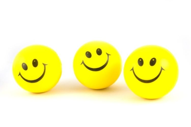 Animated Smiley Faces for Email