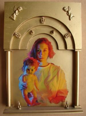 Art Contemporary Religious Icons