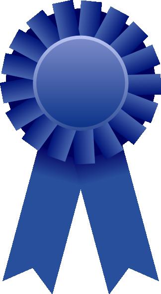Blue Ribbon Clip Art Free