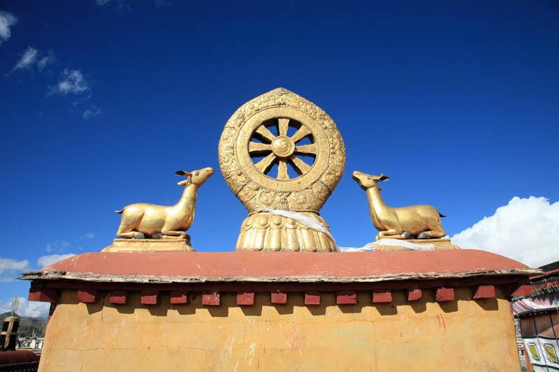 Buddhism Sacred Symbol
