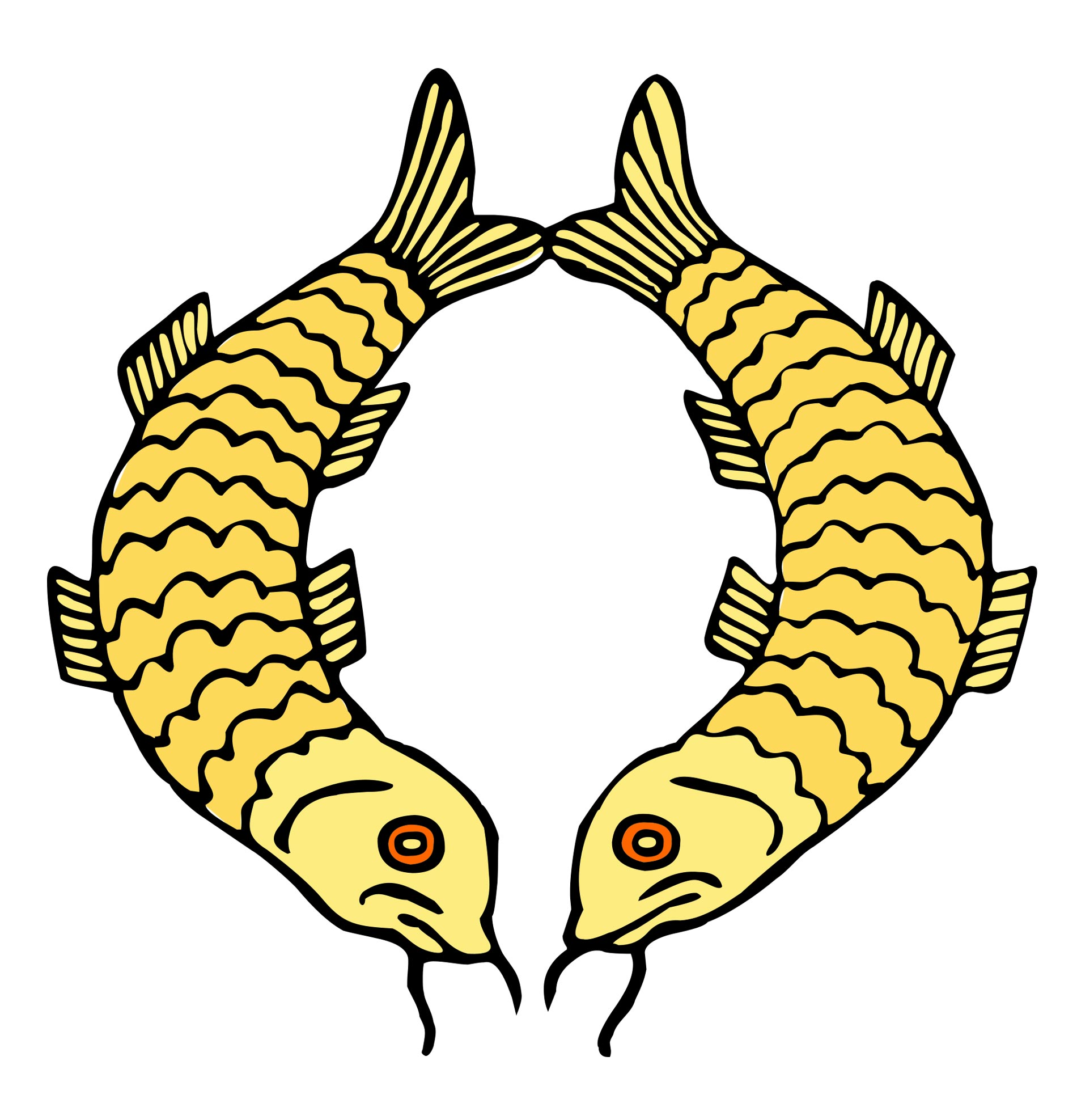 Buddhist Symbols Fish Meaning