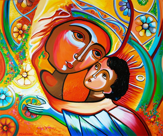 14 Religious Icons Art Modern Images