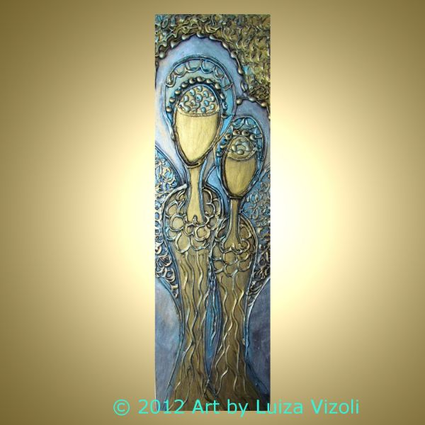 Contemporary Abstract Art Paintings Religious