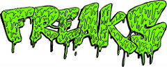 10 Dripping Slime Font Images