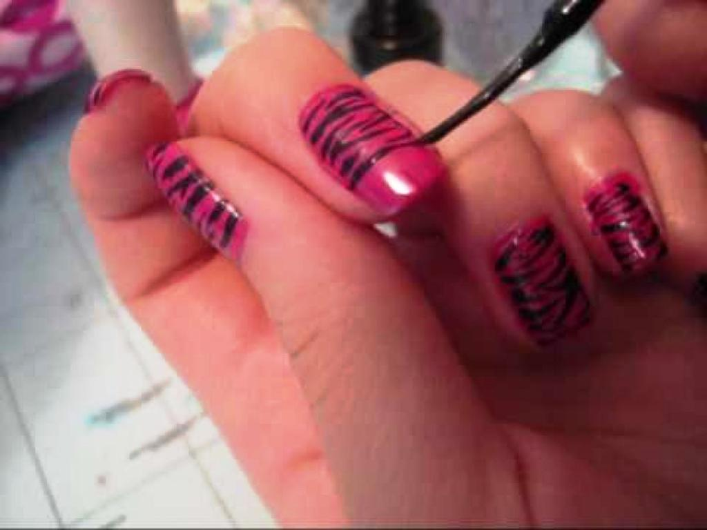 toothpick nail designs how to do toothpick nail art youtube easy. beautiful ideas. Home Design Ideas