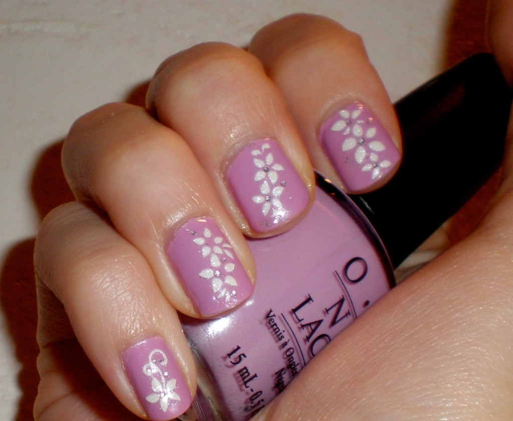 17 Easy Nail Designs Do Yourself Images