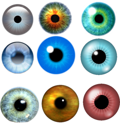 Eyes PSD