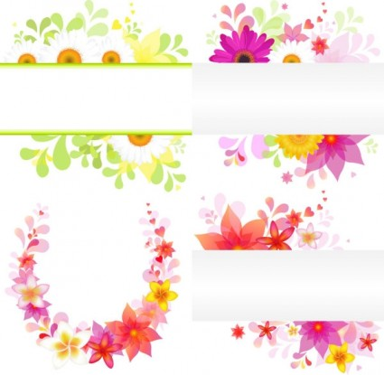 10 Floral Pattern Vector Free Download Images