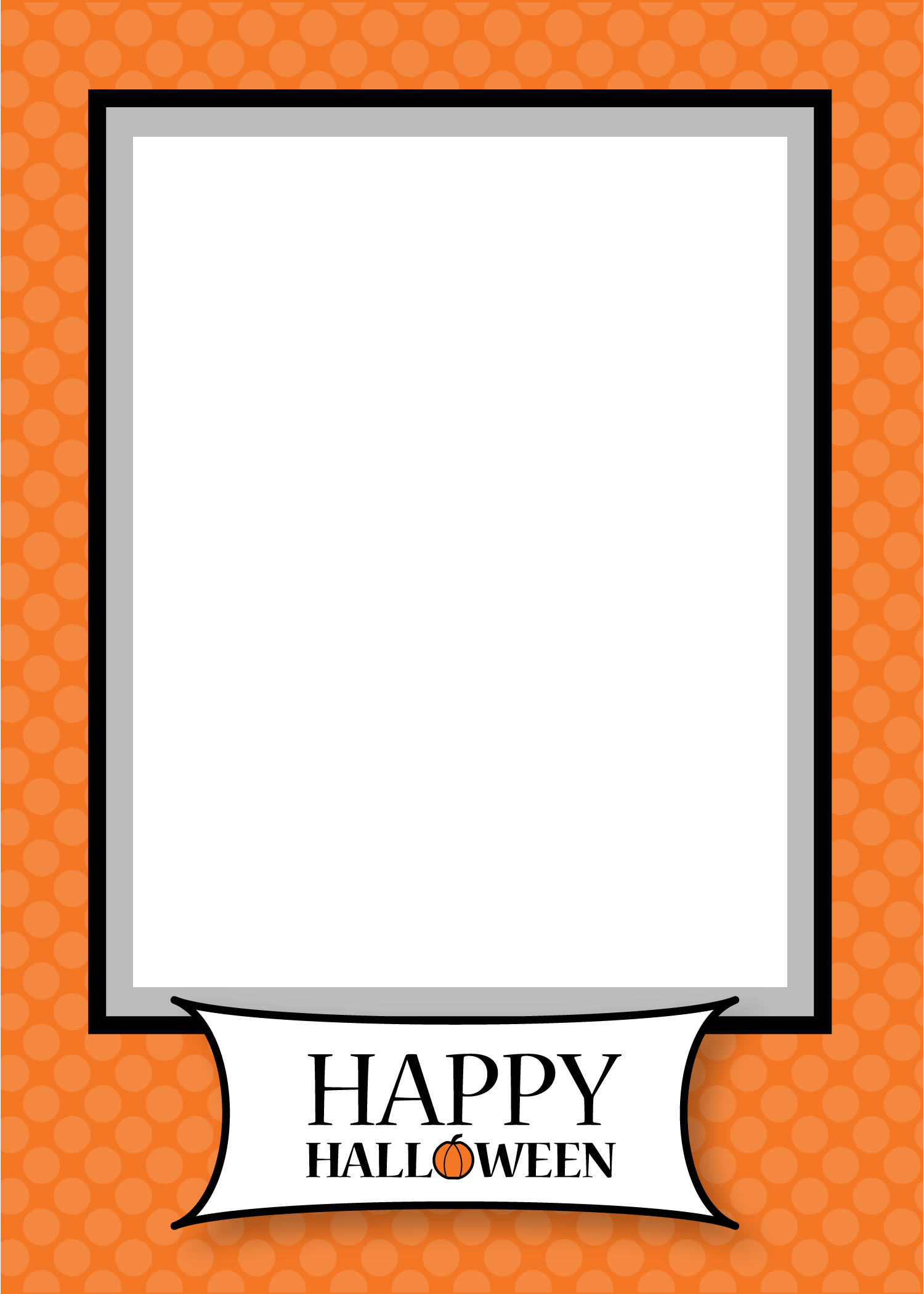 graphic regarding Free Printable Halloween Borders identify 11 Photoshop Body PNG For Halloween Pics - Clear