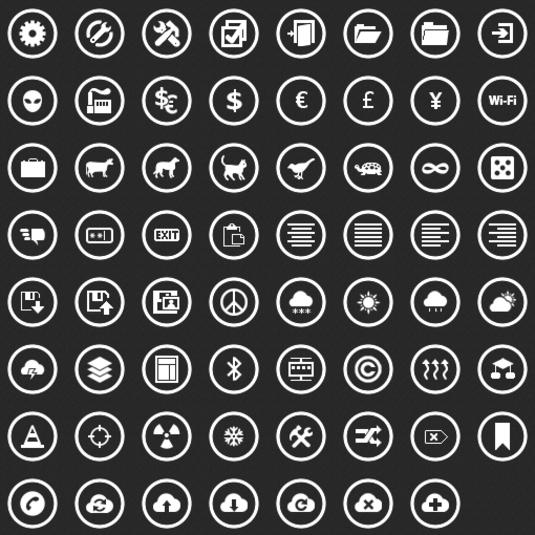 12 Metro Icon URL Images