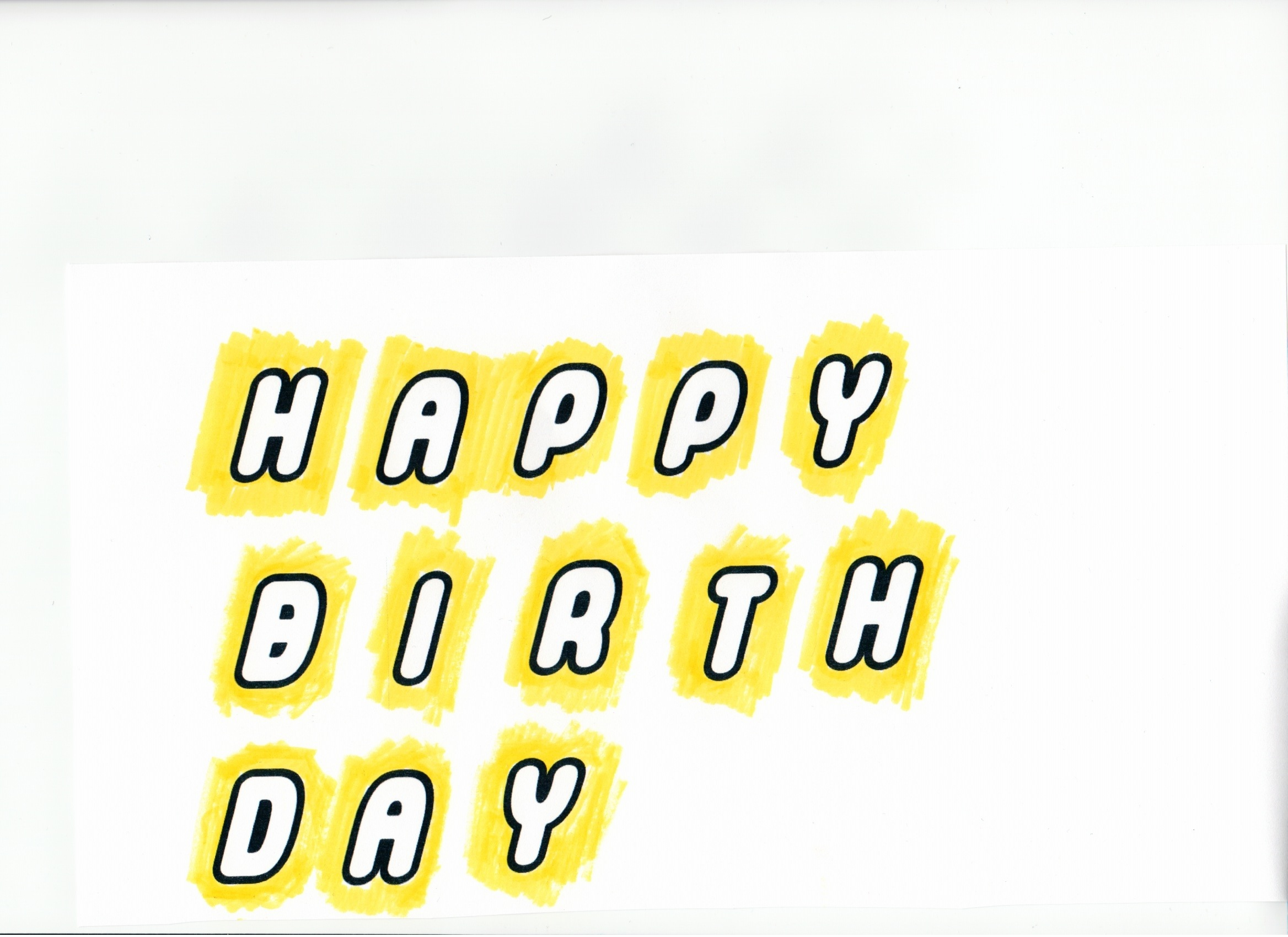 photo relating to Lego Font Printable referred to as 15 Content Birthday In the direction of Print Fonts Pictures - Pleased Birthday