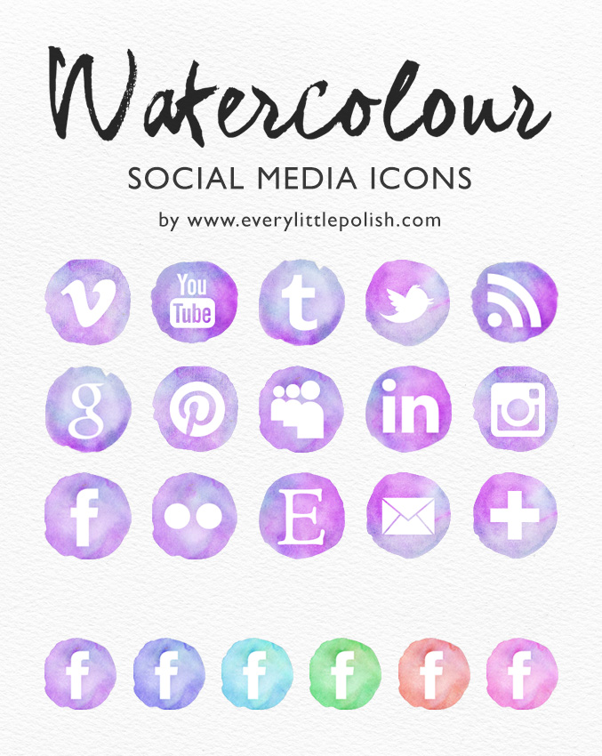 14 Social Media Icons DeviantART Images