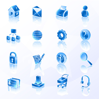 Free Website Navigation Icons