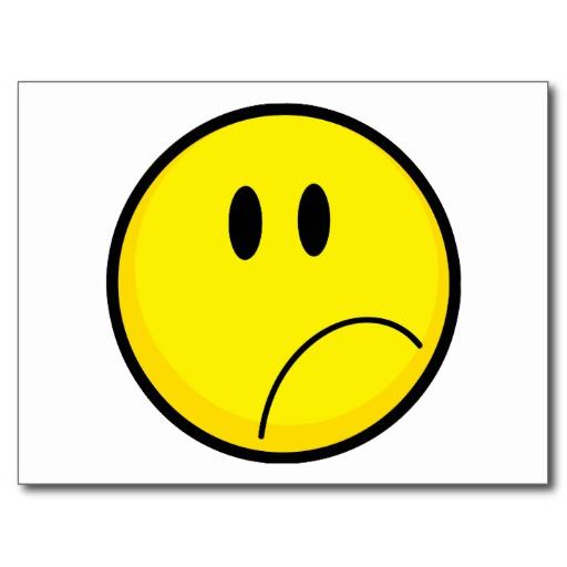 Happy Sad Smiley Faces