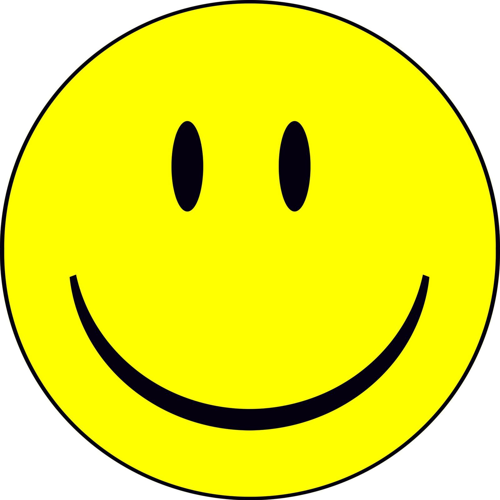Happy Smiley Face Clip Art