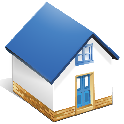 14 Home House Icon PNG Images
