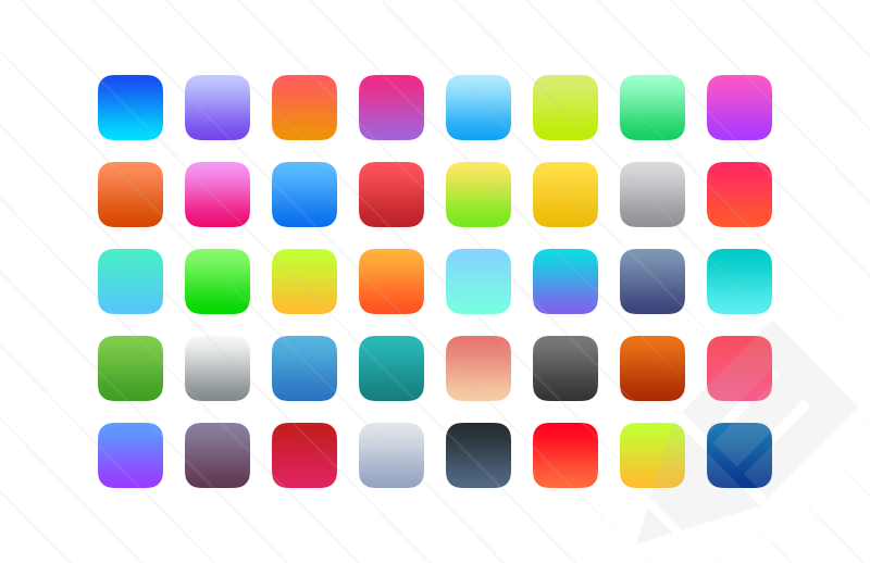 Wallpaper Apps For Ios: 13 IOS Icon Background Images