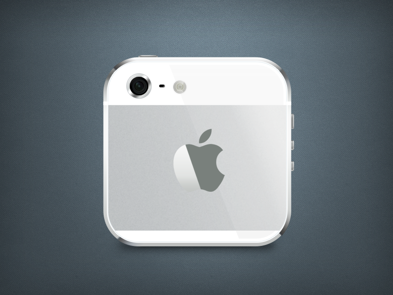 11 IPhone 5 App Icons Images