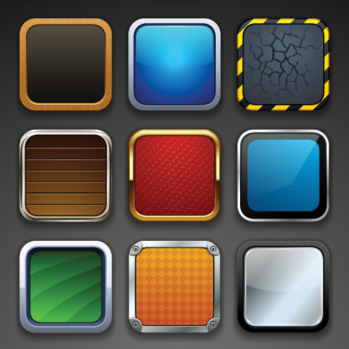 13 IOS Icon Background Images