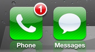 16 IPhone Voicemail Icon Images - Holy Grail, iPhone