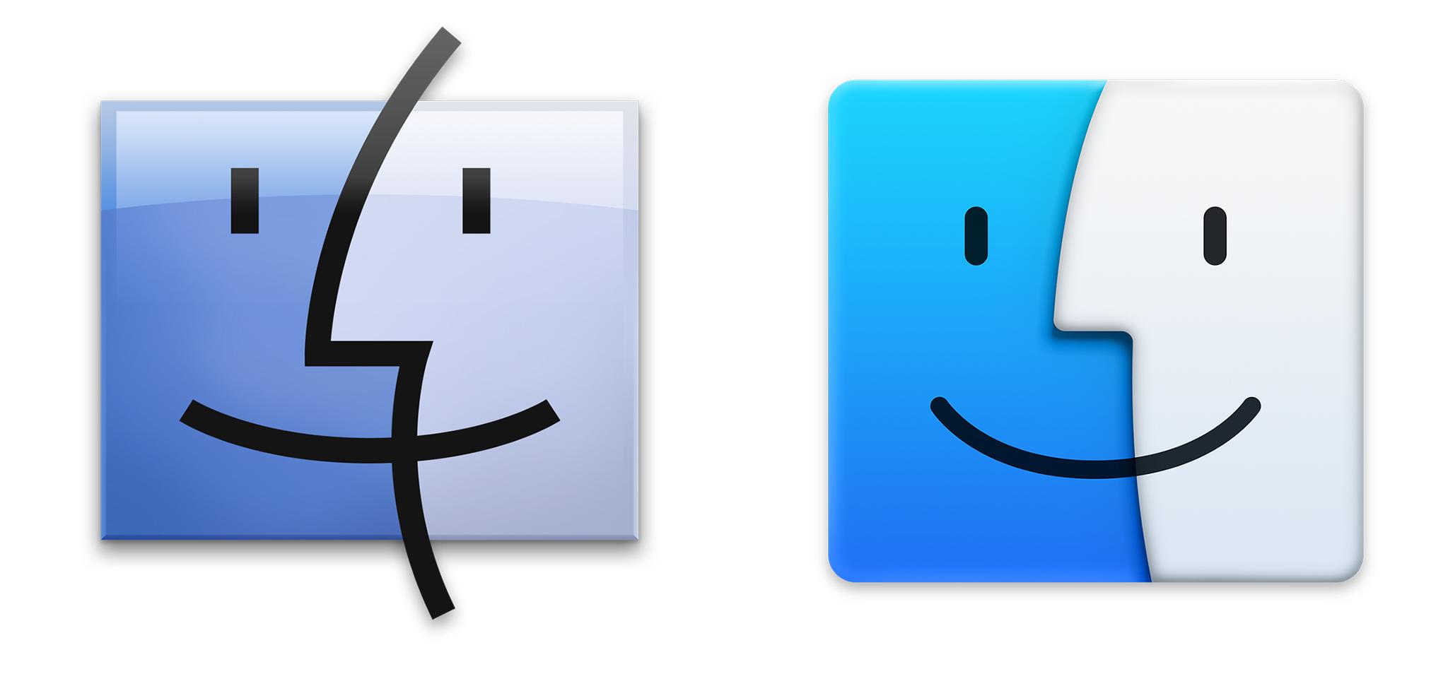 20 Mac Finder Icon OS X Jaguar Images