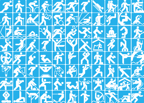 16 Outdoor Activity Icon Images