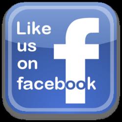 Printable Like Us On Facebook Logo