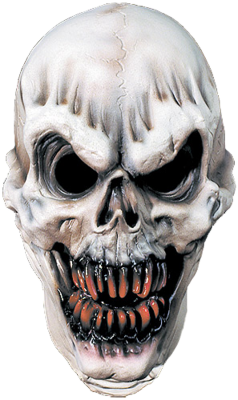 13 Scary Skull PSD Images