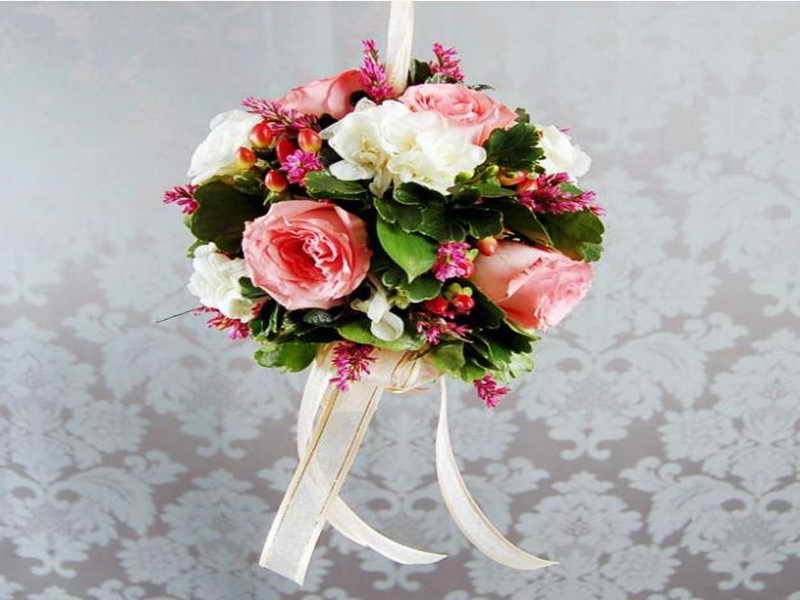 Simple Centerpiece Flower Floral Arrangements
