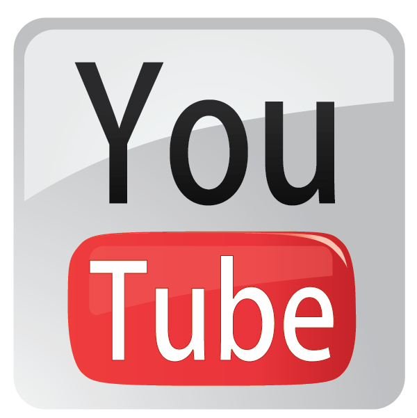 15 YouTube Icon Transparent Images - Purified water, YouTube
