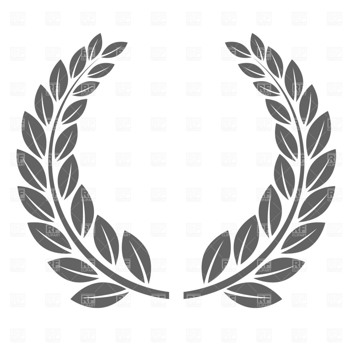 13 Laurel Leaf Vector Images