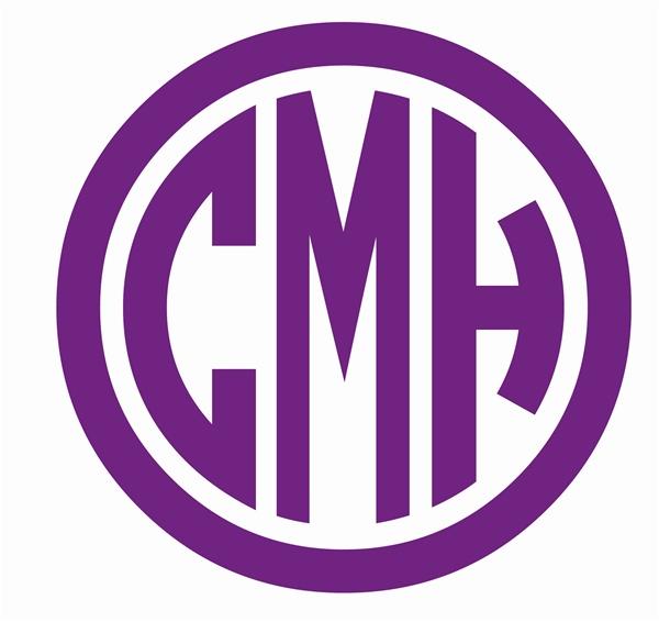 Vinyl Circle Monogram Font