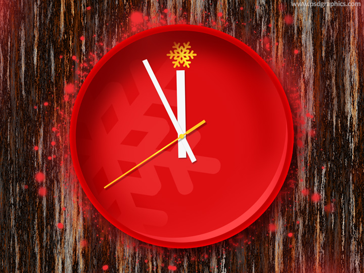 Wall Clock Design Template : Time clock psdgraphics images alarm icon