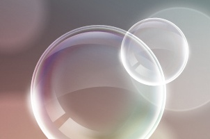 15 Water Bubble PSD Images